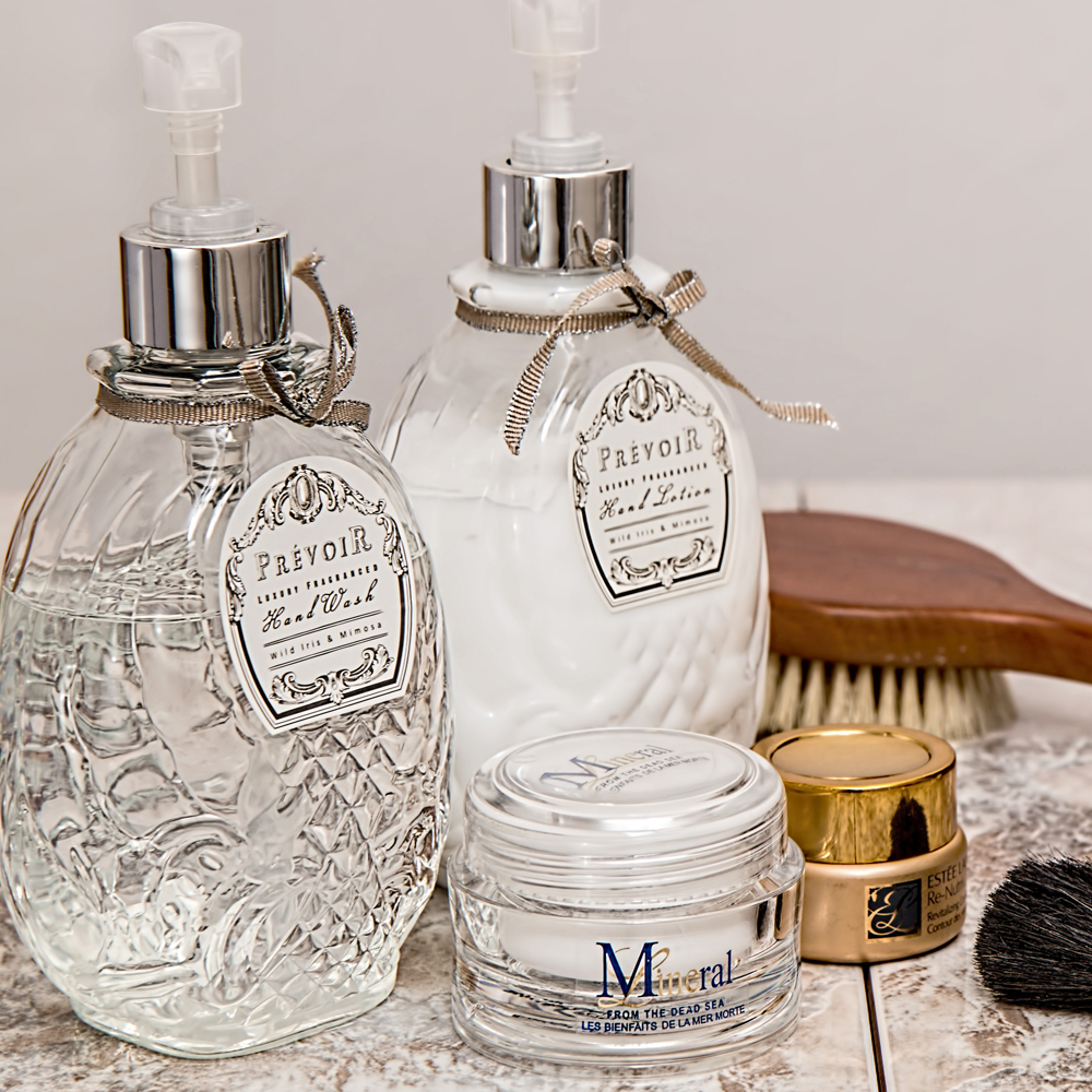 A niche brand perfume